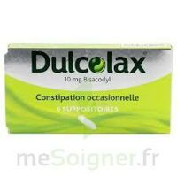 DULCOLAX 10 mg, suppositoire à Ploermel