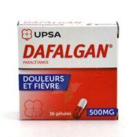 DAFALGAN 500 mg Gélules 2plq/8 (16) à Ploermel