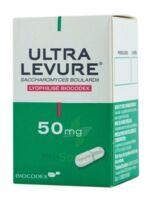 ULTRA-LEVURE 50 mg Gélules Fl/50 à Ploermel