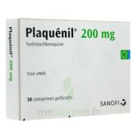 PLAQUENIL 200 mg, comprimé pelliculé à Ploermel