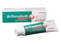 ARTHRODONT 1 % Pâte gingivale T/80g à Ploermel