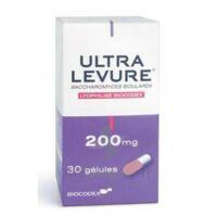 ULTRA-LEVURE 200 mg Gélules Fl/30 à Ploermel
