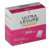 ULTRA-LEVURE 100 mg Poudre pour suspension buvable en sachet B/20 à Ploermel