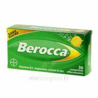 Berocca Comprimés effervescents sans sucre T/30 à Ploermel