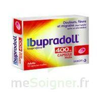 IBUPRADOLL 400 mg Caps molle Plq/10 à Ploermel