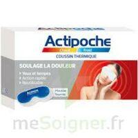 ACTIPOCHE Masque thermique yeux et tempes B/1 à Ploermel