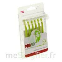 PHB 90°, manche vert, extrafine, blister 6 à Ploermel