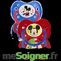Dodie Disney Sucette anatomique silicone +6mois Mickey Lot/2 à Ploermel