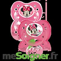 Dodie Disney Sucette anatomique silicone +6mois minnie Lot/2 à Ploermel