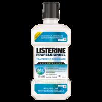 Listerine Professionnel Bain bouche traitement sensibilité 500ml à Ploermel
