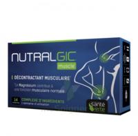 Nutralgic Muscle Comprimés décontractant musculaire B/14 à Ploermel