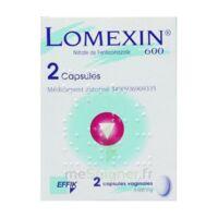 LOMEXIN 600 mg Caps molle vaginale Plq/2 à Ploermel