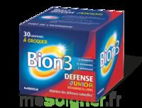Bion 3 Défense Junior Comprimés à croquer framboise B/30 à Ploermel