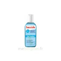 Baccide Gel mains désinfectant sans rinçage 75ml à Ploermel