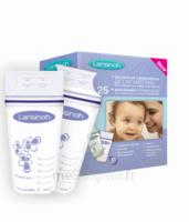 Lansinoh Sachet congélation lait maternel B/25 à Ploermel