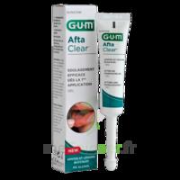 Gum Aftaclear Gel aphtes lésions buccales 10ml à Ploermel