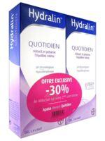 Hydralin Quotidien Gel lavant usage intime 2*200ml à Ploermel