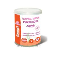 Florgynal Probiotique Tampon périodique avec applicateur Mini B/9 à Ploermel