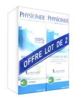 Physiomer Solution nasale adulte enfant 2*Sprays/135ml à Ploermel