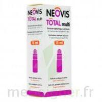 NEOVIS TOTAL MULTI S ophtalmique lubrifiante pour instillation oculaire Fl/15ml à Ploermel