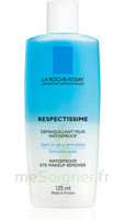 Respectissime Lotion waterproof démaquillant yeux 125ml à Ploermel