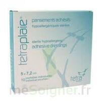 TETRAPLAIE Pans adhésif stérile 9x20cm Pochette/10 à Ploermel