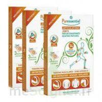 Puressentiel Articulations et Muscles Patch chauffant 14 huiles essentielles lot de 3 à Ploermel