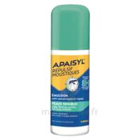 Apaisyl Répulsif Moustiques Emulsion peaux sensibles 90ml à Ploermel