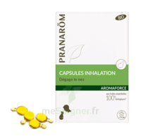 Aromaforce Caps inhalation bio B/15 à Ploermel