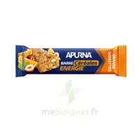 Apurna Barre énergie croustillante orange noisettes 35g à Ploermel