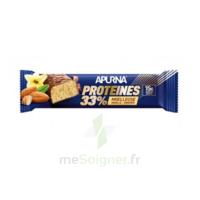 Apurna Barre hyperprotéinée moelleuse vanille amande 45g à Ploermel