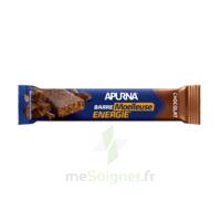 Apurna Barre énergie moelleuse chocolat 40g à Ploermel