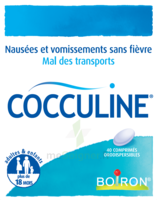 Boiron Cocculine Comprimés orodispersibles B/40 à Ploermel